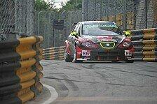 WTCC - Massenunf�lle & Unterbrechungen: Rob Huff gewinnt Chaosrennen in Macau