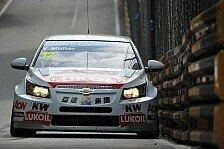 WTCC - Honda in Lauerstellung: Yvan Muller holt die Pole-Position