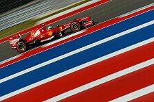 Formel 1 - Probleme mit der Reifentemperatur: Felipe Massa: Ein Desaster!
