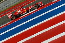 Formel 1 - Platz zwei in der WM hat bitteren Beigeschmack: Alonso: Bin der erste Sterbliche hinter Red Bull