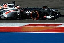 Formel 1 - H�lkenbergs Lieblingsstrecke: Sauber Vorschau: Brasilien GP