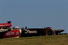 Formel 1 - Es ist alles m�glich: Lotus: Kovalainen eine Option f�r 2014