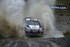 WRC - M-Sport auf den Pl�tzen drei bis f�nf: Neuville verliert auf VW-Duo