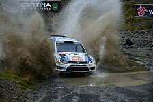 WRC - Bilder: Rallye Gro�britannien - Tag 1