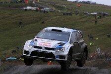 WRC - Neunter Sieg in der laufenden Saison: Weltmeister Ogier gewinnt Finale in Wales