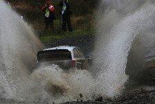 WRC - Volkswagen beherrscht Rallye-Finale: Wales: Ogier und Latvala weiter in Front