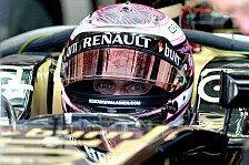 Formel 1 - Neuer Sitz notwendig: Kovalainen dr�ckte falsche Kn�pfe
