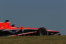Formel 1 - Ein Tag zum Vergessen: Probleme �ber Probleme bei Marussia
