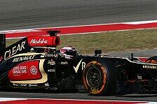 Formel 1 - Maldonado vor Unterschrift: Lotus: Geldsegen kommende Woche erwartet