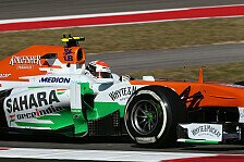 Formel 1 - Interlagos hat Charakter