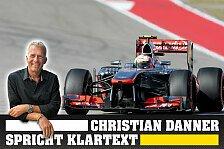 Formel 1 - �berrascht von McLaren: Fahrermarkt: Christian Danner spricht Klartext