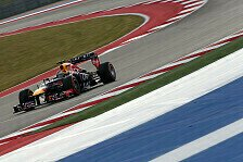 Formel 1 - Pole-Jagd in Texas: USA: Das Qualifying im Live-Ticker