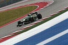 Formel 1 - Hoffen auf ein verr�cktes Brasilien: Van der Garde: An Bianchi die Z�hne ausgebissen