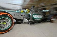Formel 1 - Kompromiss als Hoffnung: Rosberg nach P14: Bedingungen untersch�tzt