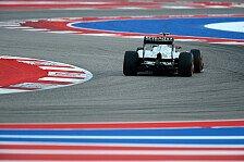 Formel 1 - Entt�uschender Nachmittag: Mercedes vom Winde verweht