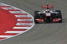 Formel 1 - Weitere sch�ne Erinnerungen: Button tr�umt vom Brasilien-Podest