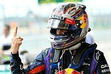 Formel 1 - Knack und back! : Blog - Vettels lustiger Funkspruch in Austin