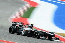 Formel 1 - Qualifying-Strafe war das Problem: Gutierrez: Punktelos, aber zufrieden