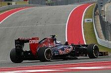 Formel 1 - Vergne kollidiert mit Gutierrez: Ricciardo: So ziemlich jeglichen Grip verloren