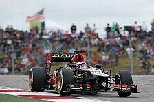 Formel 1 - Wunsch: Ein besseres Rennen: Heikki Kovalainen