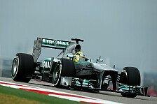 Formel 1 - Im Verkehr versackt: Rosberg sauer: Gro�e Entt�uschung