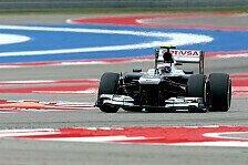 Formel 1 - Erleichtert nach ersten Punkten der Saison: Bottas: Mit neuem Auspuff ins Gl�ck