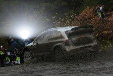 WRC - Das Beste zum Schluss: Volkswagen beendet Comeback-Saison mit Doppelsieg