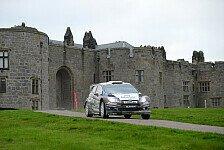 WRC - Schade, dass es ein Jahrzehnt gedauert hat: Wilson schw�rmt von neuer Rallye Gro�britannien