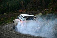 WRC - Bilder: Rallye Gro�britannien - Tag 2
