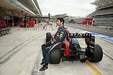 Formel 1 - Man kann nicht nur halb schwanger sein: Webber: Man muss loslassen