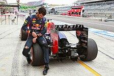 Formel 1 - Ich war am Start ein bisschen eingequetscht: Webber �rgert sich �ber Quali und Start