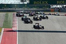 Formel 1 - Bilderserie: US GP - Fahrer-Analyse