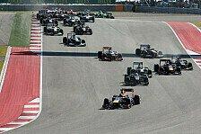 Formel 1 - Achter Sieg in Folge: US GP: Vettel knackt Schumachers Sieg-Rekord