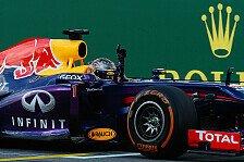 Formel 1 - Bilder: US GP - Rennen