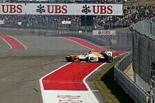 Formel 1 - Maldonado widerspricht: Sutil: Klar Maldonados Schuld