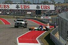 Formel 1 - Ungl�ckliches USA-Wochenende vergessen: Adrian Sutil hofft auf Regen in Brasilien