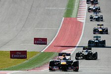 Formel 1 - Ein-Stopp-Flut bef�rchtet: Droht 2014 die gro�e Langeweile?