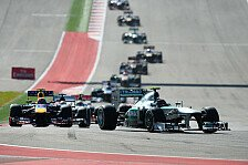 Formel 1 - Showdown im Wilden Westen: Team f�r Team Vorschau: US GP
