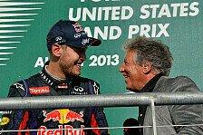 Formel 1 - Michael war nicht menschlich: Andretti: Sebastian ist etwas ganz Besonderes
