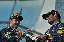 Formel 1 - Fr�her R�cktritt?: Webber: Vettel wie ein Computer