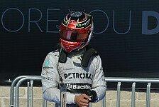Formel 1 - Wie bei einem Bullenritt: Hamilton: Entschuldigung f�r barsche Funkspr�che