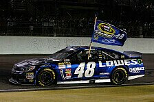 NASCAR - Hamlin siegt beim Sprint-Cup-Finale in Homestead: Jimmie Johnson ist neuer Champion