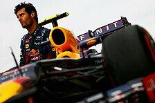Formel 1 - Nicht schlecht f�r einen Nr.2-Piloten: Mark Webber sagt Servus!