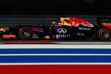 Formel 1 - Bilderserie: US GP - Statistiken zum Rennen