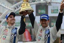 WRC - Bilder: Rallye Gro�britannien - Tag 3 & Podium