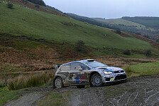 WRC - Video: Onboard mit Mikkelsen in Wales