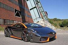 Auto - Triple X: Lamborghini Gallardo von xXx-Performance