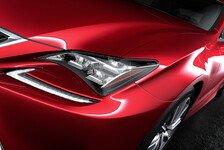 Auto - Lexus präsentiert Sportcoupe RC