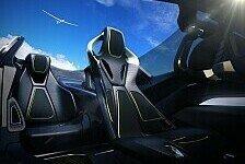Auto - Bilder: Nissan-Studie Bladeglider