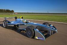 Formel E - Reglement vorgestellt: Autowechsel w�hrend des Rennens